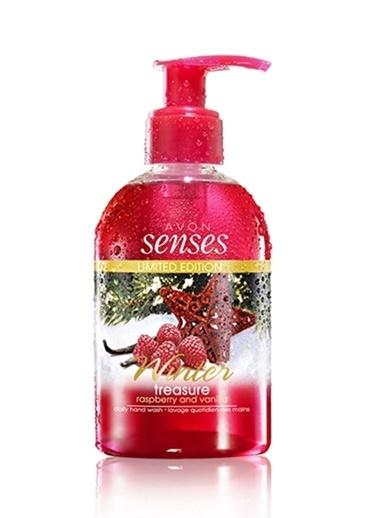 Avon Senses Winter Treasure Sıvı El Sabunu 250Ml Renksiz